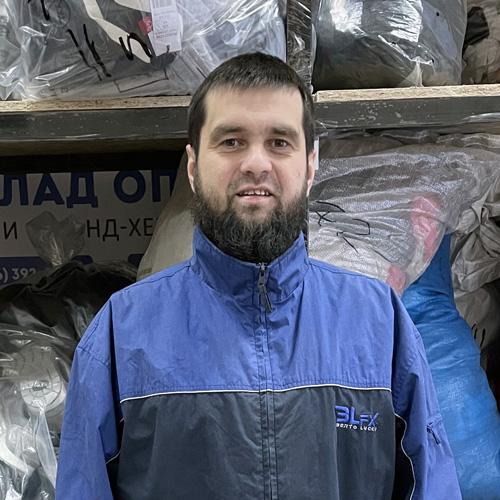 Насибулин Рамиль работает в компании СКЛАД ОПТОФ